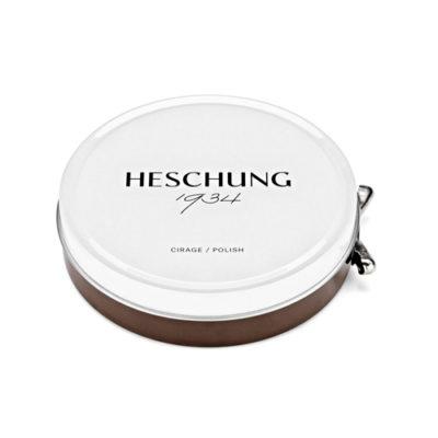 Cirage marron Heschung