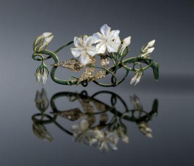 Corsage Jasmin - Lalique