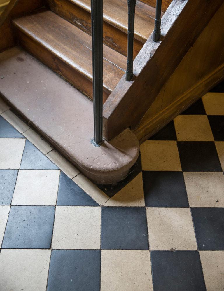 Escaliers Domaine du Jaegerthal
