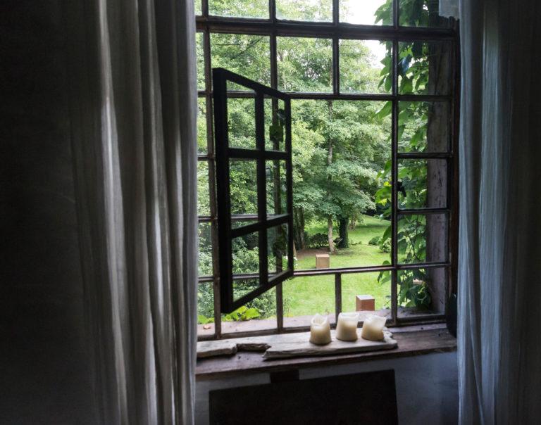 Fenêtre - Domaine du Jaegerthal