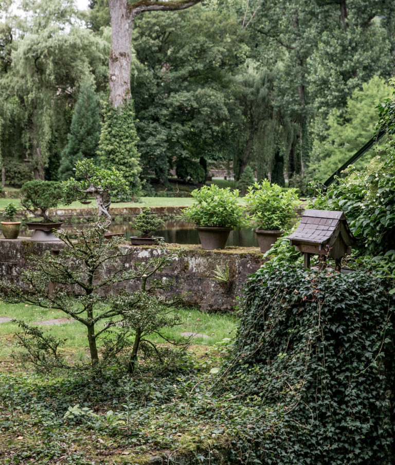 Jardin Domaine du Jaegerthal