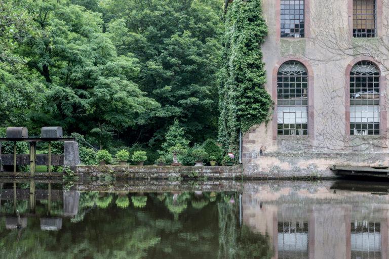 Maison de la turbine - Domaine du Jaegerthal