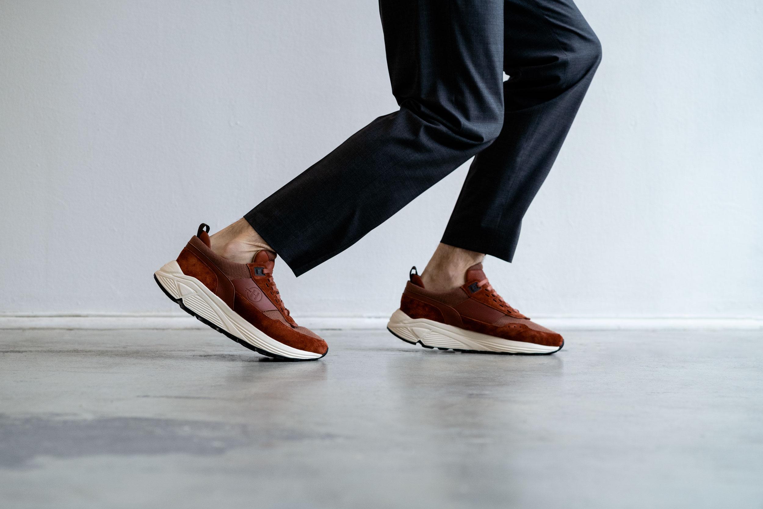 Sneakers Delta, pour une vie en mouvement.